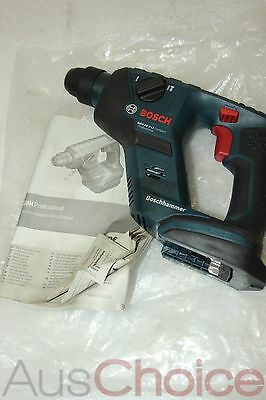 Bosch GBH 18 V-LI Professional Cordless Rotary Hammer Drill - Skin Only - New