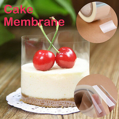 New Mousse Cake Transparent Membrane Baking Surrounding Edge Tape Perimeter