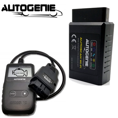 BerryKing Autoscan Wi-Fi & Connect KFZ OBD2 Diagnosegerät iPhone & Android