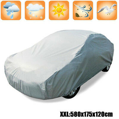 Car Cover SOFT Outdoor Waterproof Scratch Rain Snow Sun Resistant Tough 2XL NEW