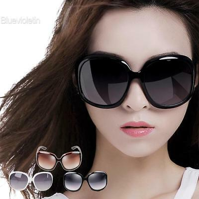 Eyewear Retro Vintage Oversized Women Fashion Designer Sunglasses Glasses New BL
