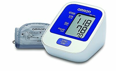 Omron HEM-7124- Blood Pressure Monitor-FREE SHIPPING-NEW MODEL replaces 8712