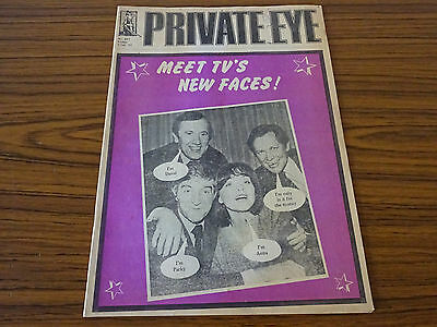 Private Eye Magazine: No.497: 2nd Jan. 1981: Meet TV's New Faces
