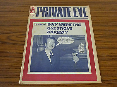 Private Eye Magazine: No.261: 17th Dec. 1971: Why Were the Questions Rigged?
