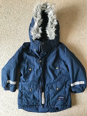 polarn o pyret coat age 3-4 years