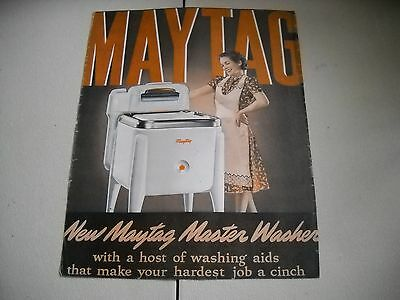 Maytag Advertisement  May 1940
