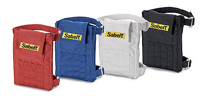 SABELT TASCA NAVIGATORE COPILOTA CO-DRIVER POCKET 17x23cm AUTO ABARTH