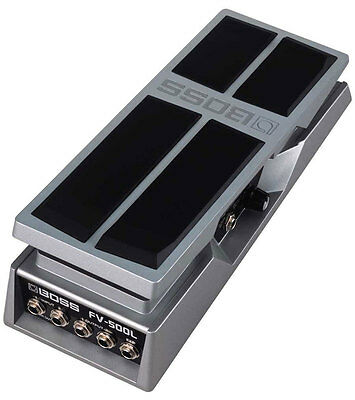 Boss Roland FV500L Volume and Expression Pedal (NEW)