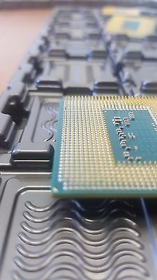 Intel Core i7 4900MQ Mobile CPU- New, never used- Some pins were bent