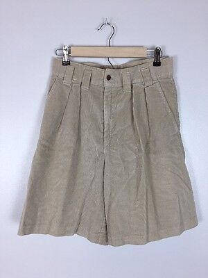 Vintage Palmetto's High Waisted Corduroy Shorts