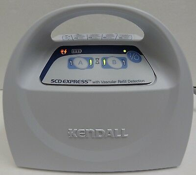 Kendall SCD Express Vascul Compression Refill Detection w/ Tubes
