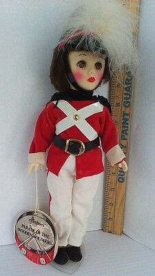 Effanbee Parade Of The Wooden Soldiers 11 Inch Doll Original Tag 1970s