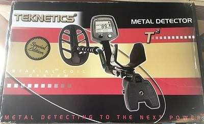 2nd Hand Teknetics T2 Special Edition (NON DST) (3 Months Wrty) - Detecnicks Ltd