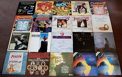 20 x 70's/80's Compilation LP's (All The Hits You Could Want - £1.00 Per Album!)