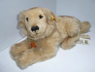 STEIFF HEKTOR Hund  GOLDEN RETRIEVER ca. 40 cm 078484 TOP