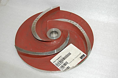 Hazelton Weir 594464-087 Aprx 11'' Diameter Pump Impeller