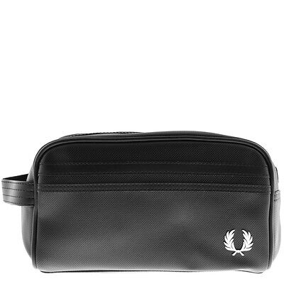 Fred Perry Pique Texture Travel Kit Bag 2991/102