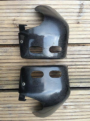 Smart Fortwo or Roadster Original Carbon Front Brake Cooling Ducts - Rare!