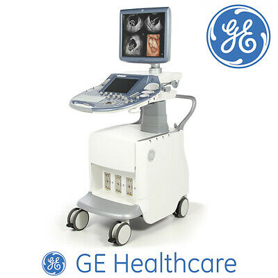 GE Voluson E6 Ultrasound System 3D/4D - HD LIVE Machine with RAB6-D Probe