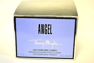 Thierry Mugler Angel Perfuming Sparkling Dusting Body w/ Powder Puff- SEALED