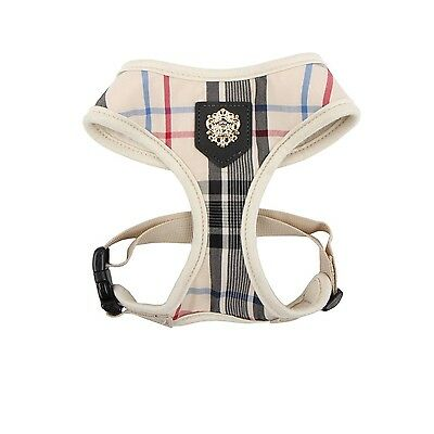 Puppia Authentic Junior Harness A Large Beige
