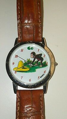 Courious George Watch Collectible