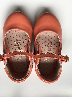 Brand New Baby Girls Next Pink Shoes Infant Size 4