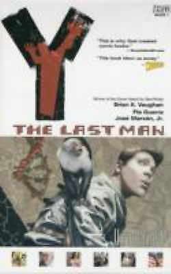 Y: The Last Man Vol. 1: Unmanned-ExLibrary
