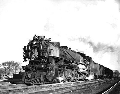 Union Pacific 4-12-2 (9000's)  a Total of 25- 8X10's  All New