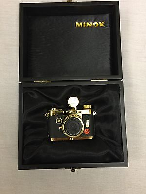 Minox Digital Classic 5.1 Gold Edition - BRAND NEW