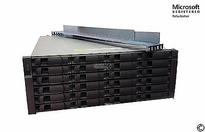 NetApp DS4243 NAJ-0801 Disk Storage Shelf HDD Enclosure 2 x Controllers + Rails