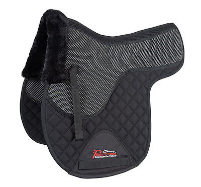 Shires  SupaFleece Performance Airflow Anti slip Numnah /saddlecloth