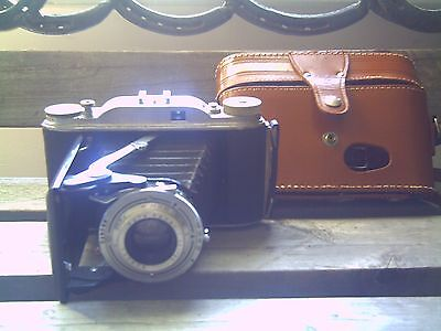 Camera Lot Of 3 / Untested & Sold As-Is (Ansco Viking & Canon)