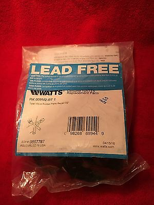 New sealed package. Backflow Repair kit. Watts 009 M2 1 inch FULL New