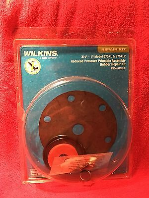 New sealed package Backflow repair kit Wilkins 3/4-1 inch 975 FULL
