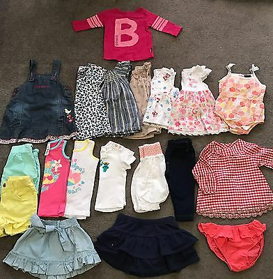 Girls Bulk 00 (3-6 Months) Sprout Seed Oshkosh Pumpkin Patch Bonds Target Ect