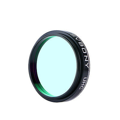 1.25'' Full Metal Optical UHC Light Pollution Reduction Filter for Eyepiece AU