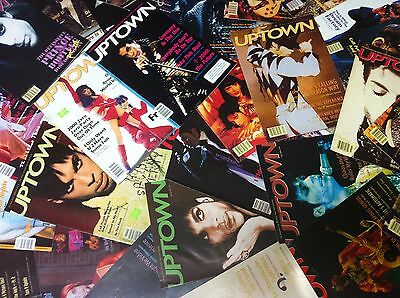 Prince Uptown Magazines Issues 1 to 60