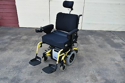 Invacare TDX SP Electric Wheelchair with Tilt- Suit up to 150KG