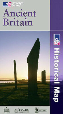 Ordnance Survey's map of Ancient Britain. A Must Have. Re-Serch TREASURELAND