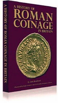 BOOK A History of Roman Coins In Britain by Sam Moorhead of the British Museum