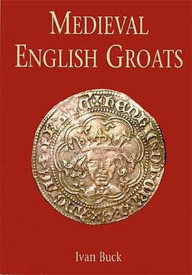 Book Medieval English Silver Groats. Treasureland-Ltd Est/2003