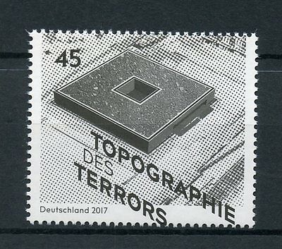 Germany 2017 MNH Topography of Terror Museum 1v Set Museums History Stamps