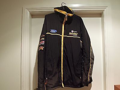 Stone Bros Racing Sbr V8 Supercars Jacket With Vest Sized L