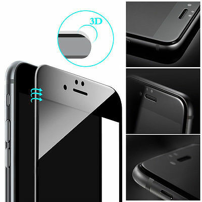 """Premium Tempered Glass Screen Protector for iPhone 7 4.7"""""""