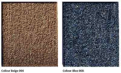 Carpet Tiles - Squares (New) - Blue or Beige