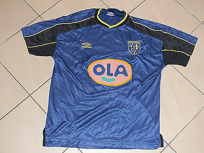 !! Maillot foot ancien vintage old shirt jersey LENS RCL Taille L !!