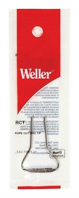 Weller  Lead-Free Rope Cutting Tip  Copper