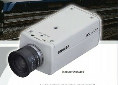 Toshiba Ik65Wda Wide Dynamic Ccd Color Camera