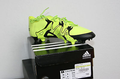 Chaussure de FOOT ADIDAS X 15.3 FG-AG TAILLE 43 1/3